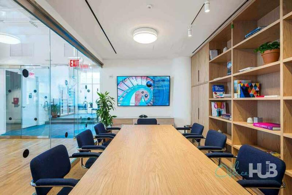 5 Person Private Office For Lease At 511 West 25th Street, New York, New York, 10001 - image 1