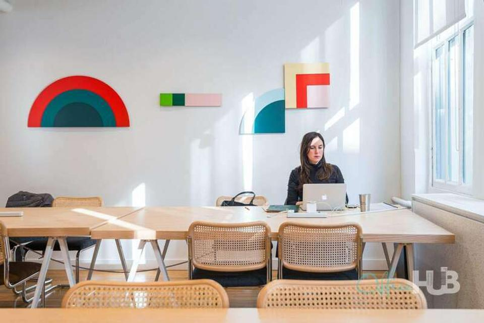 3 Person Private Office For Lease At 511 West 25th Street, New York, New York, 10001 - image 1