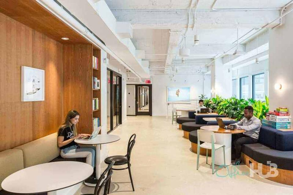 13 Person Private Office For Lease At 575 Lexington Avenue, New York, New York, 10022 - image 2