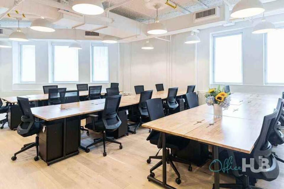 17 Person Enterprise Office For Lease At 75 Arlington St, Boston, Massachusetts, 2116 - image 3