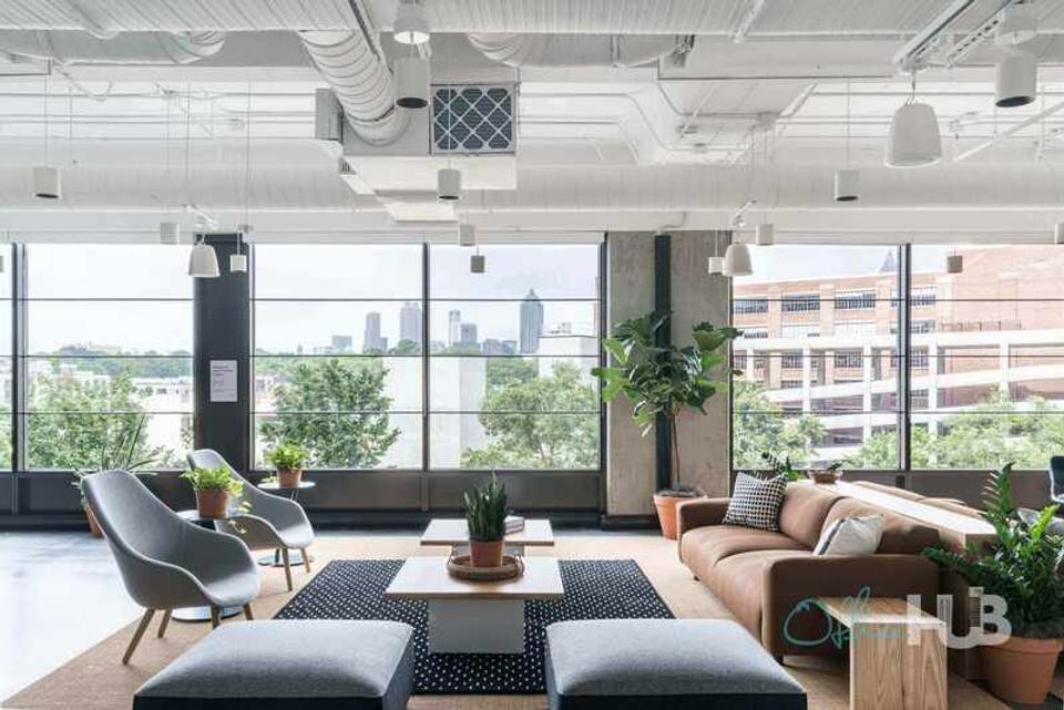 13 Person Private Office For Lease At 725 Ponce De Leon Ave NE, Atlanta, Georgia, 30306 - image 2