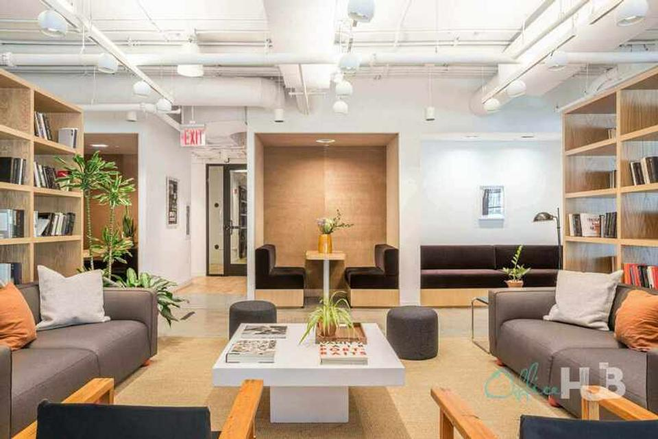 20 Person Enterprise Office For Lease At 980 6th Avenue, New York, New York, 10018 - image 2