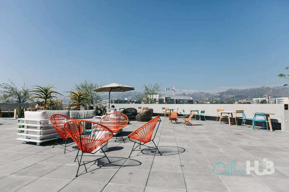 8 Person Private Office For Lease At 925 N La Brea Avenue, Los Angeles, California, 90038 - image 3