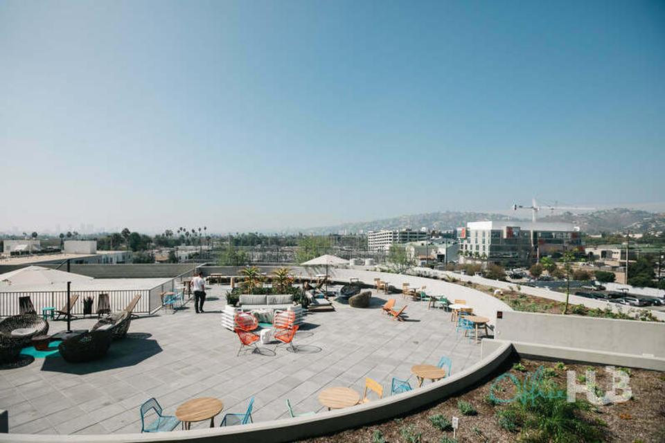 10 Person Private Office For Lease At 925 N La Brea Avenue, Los Angeles, California, 90038 - image 3