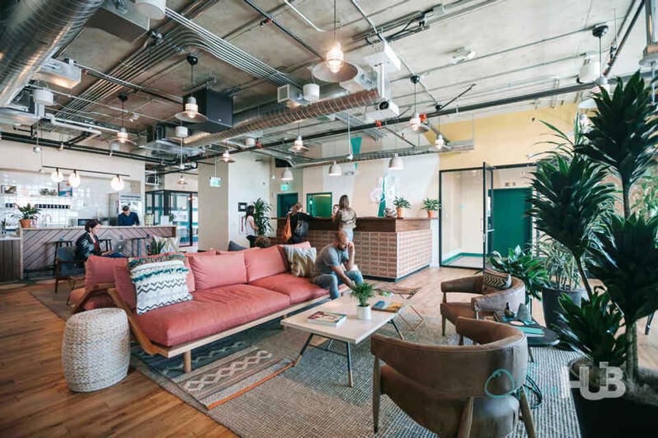 10 Person Private Office For Lease At 925 N La Brea Avenue, Los Angeles, California, 90038 - image 1
