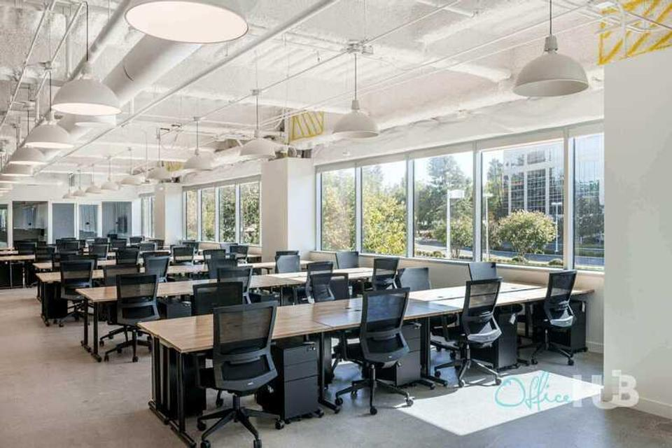 3 Person Private Office For Lease At 21255 Burbank Boulevard, Los Angeles, California, 91367 - image 3