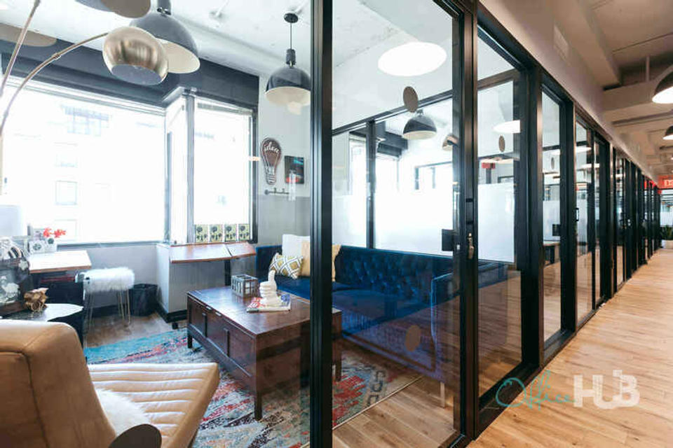 8 Person Private Office For Lease At 1440 G St NW, Washington, DC, 20005 - image 1
