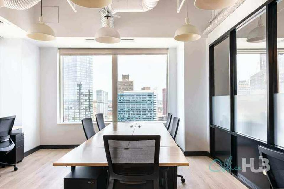 6 Person Private Office For Lease At 1 Lincoln Street, Boston, MA, 2111 - image 3