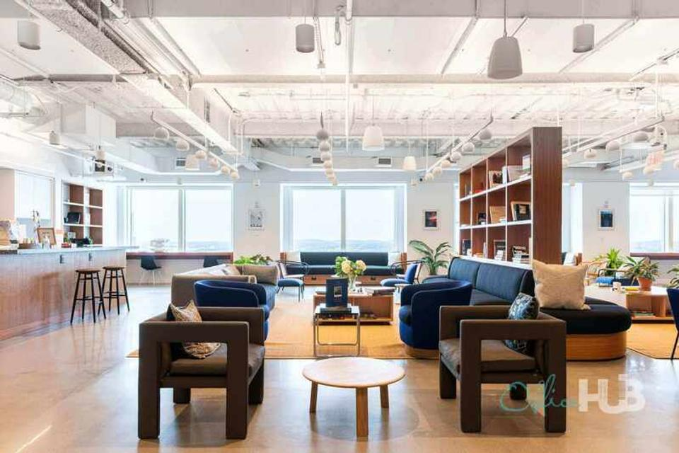 4 Person Private Office For Lease At 1 Lincoln Street, Boston, MA, 2111 - image 1