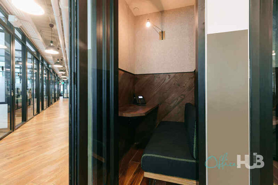 3 Person Private Office For Lease At 1550 Wewatta St, Denver, Colorado, 80202 - image 2