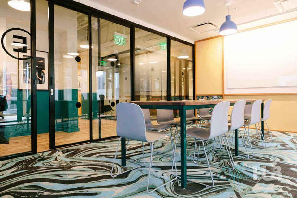 16 Person Enterprise Office For Lease At 2 Embarcadero Center, San Francisco, California, 94111 - image 3