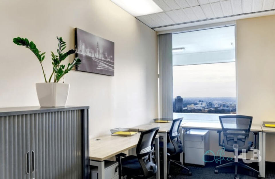18 Person Private Office For Lease At 221 St Georges Terrace, Perth, WA, 6000 - image 2