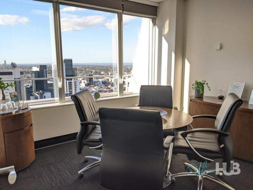 18 Person Private Office For Lease At 221 St Georges Terrace, Perth, WA, 6000 - image 1
