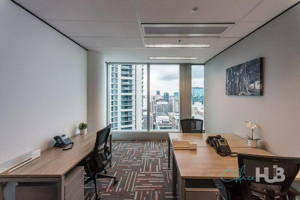4 Person Private Office For Lease At 480 Queen Street, Brisbane, QLD, 4000 - image 1