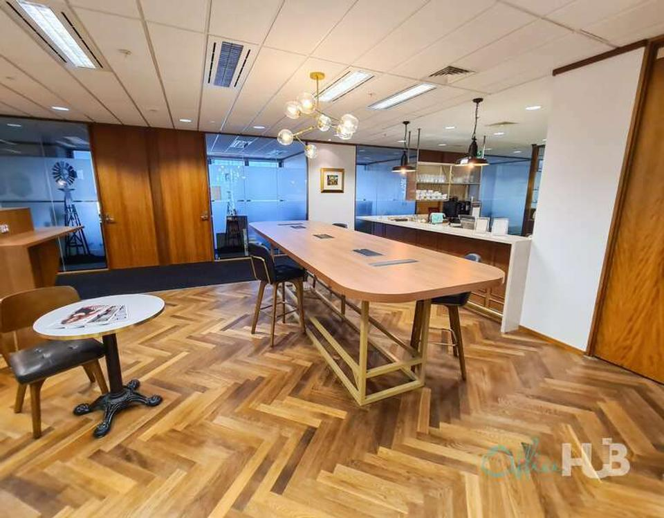 5 Person Coworking Office For Lease At 140 St Georges Terrace, Perth, WA, 6000 - image 2