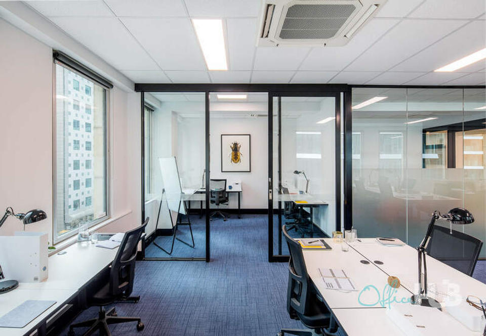 4 Person Private Office For Lease At Collins Street, Melbourne, VIC, 3000 - image 1