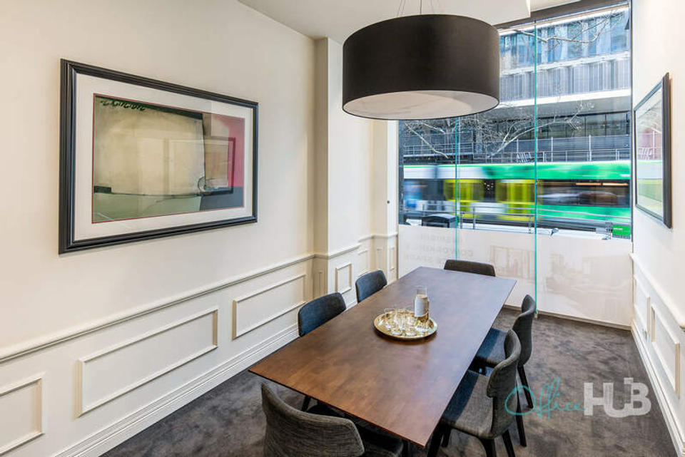 29 Person Private Office For Lease At Collins Street, Melbourne, VIC, 3000 - image 1