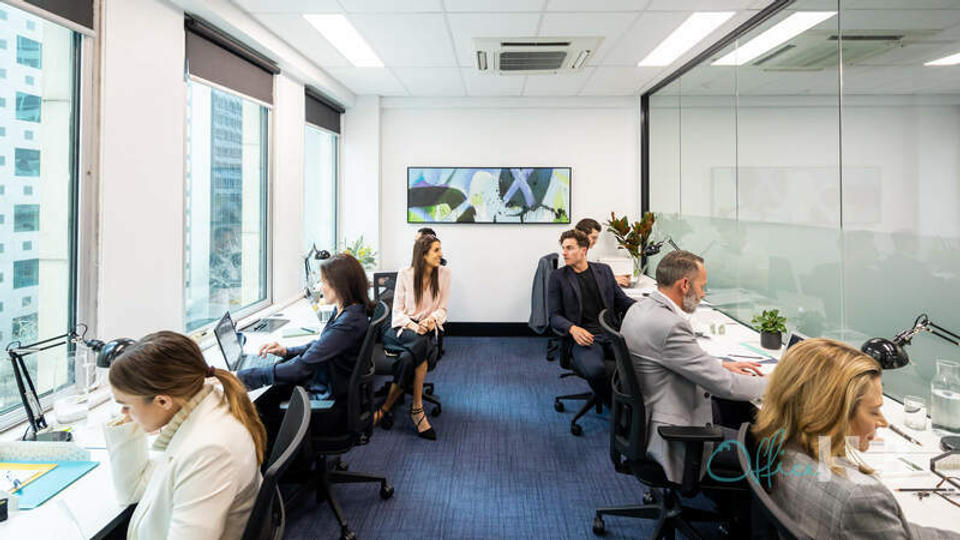 1 Person Coworking Office For Lease At Collins Street, Melbourne, VIC, 3000 - image 1