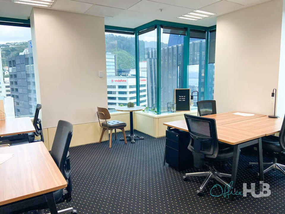 6 Person Private Office For Lease At 157 Lambton Quay, Wellington, Wellington, 6011 - image 2