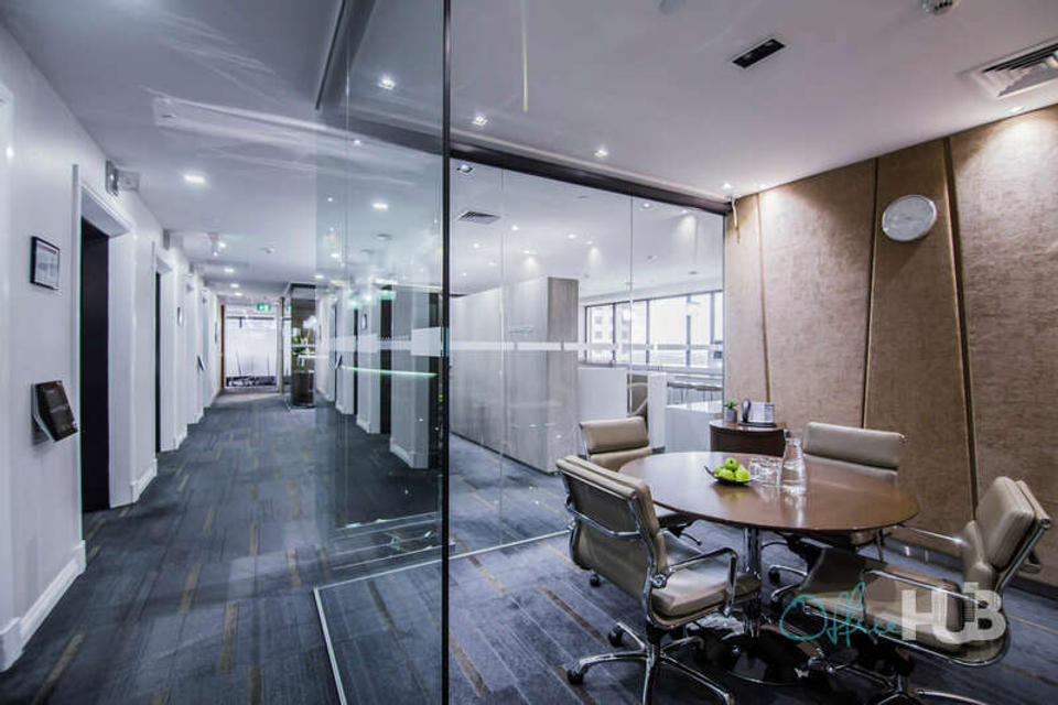 4 Person Private Office For Lease At 44 St Georges Terrace, Perth, WA, 6000 - image 2