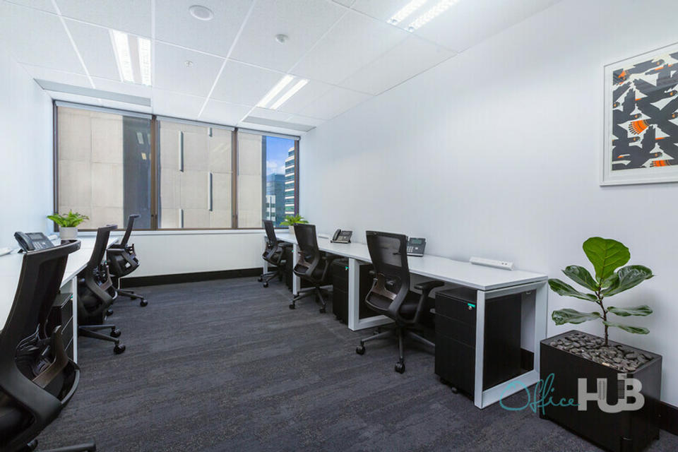 4 Person Private Office For Lease At 197 St Georges Terrace, Perth, WA, 6000 - image 2