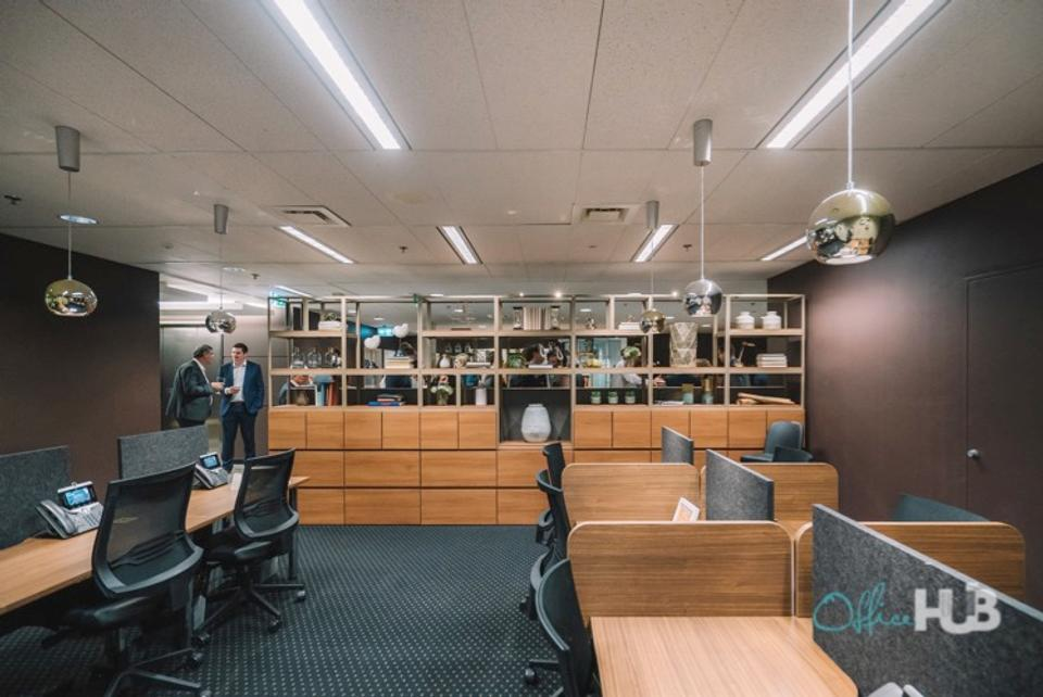 4 Person Coworking Office For Lease At 10 Eagle Street, Brisbane, QLD, 4000 - image 1