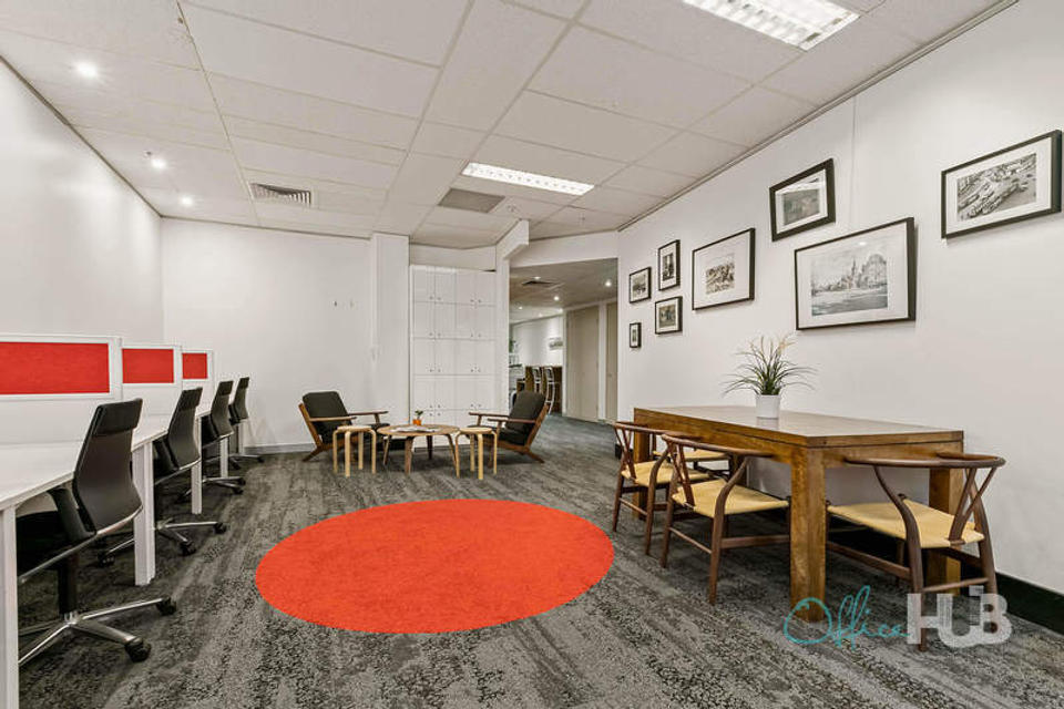 1 Person Coworking Office For Lease At 37 Bligh Street, Sydney, NSW, 2000 - image 1