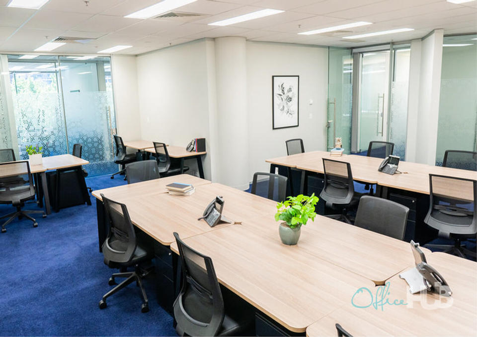 3 Person Private Office For Lease At 1 Southbank Boulevard, Southbank, VIC, 3006 - image 3