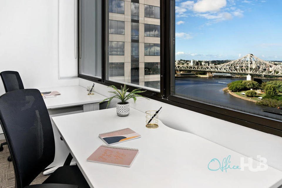 5 Person Private Office For Lease At 167 Eagle Street, Brisbane, QLD, 4000 - image 1