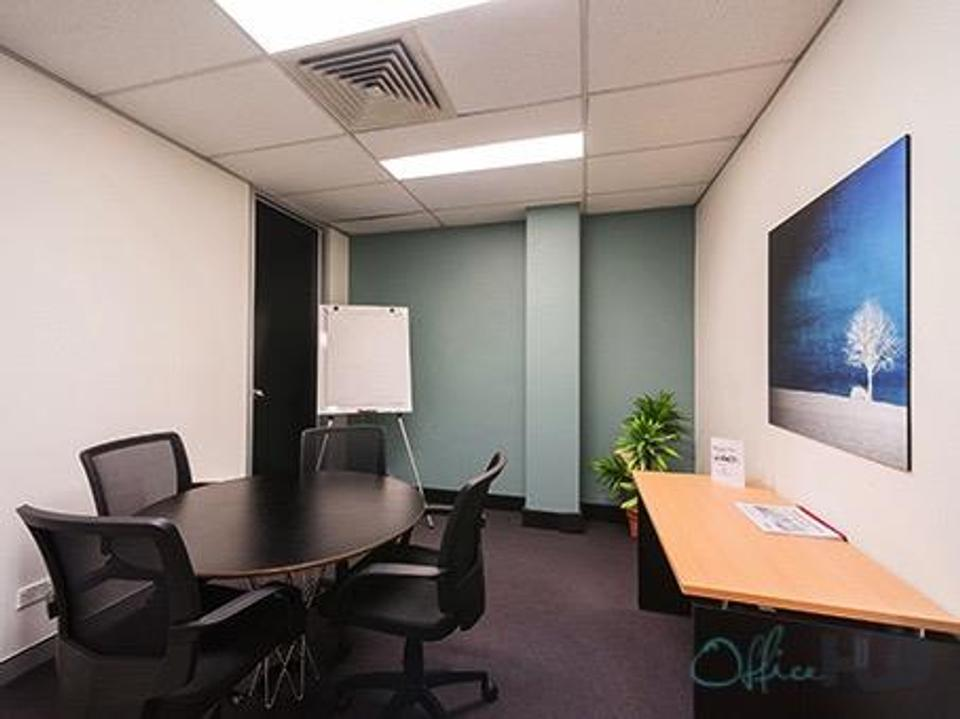 4 Person Private Office For Lease At 215-219 George Street, Liverpool, NSW, 2170 - image 2