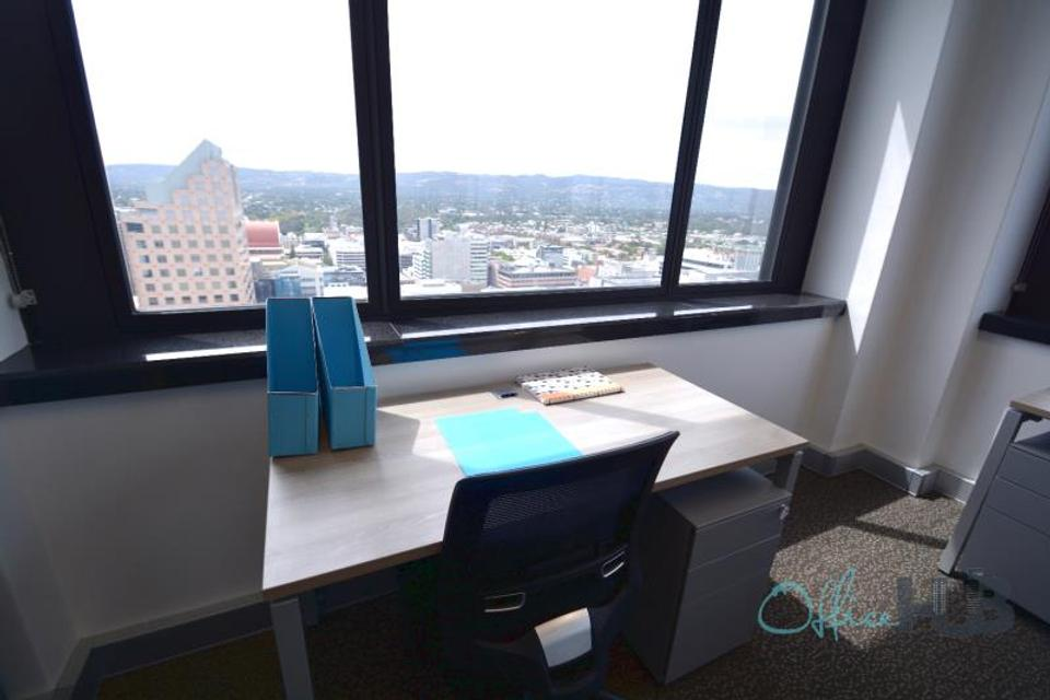 4 Person Private Office For Lease At 25 Grenfell Street, Adelaide, SA, 5000 - image 2