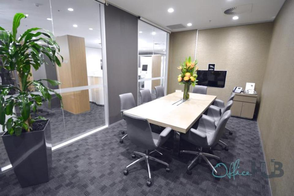 5 Person Coworking Office For Lease At 380 St Kilda Road, Melbourne, VIC, 3004 - image 3