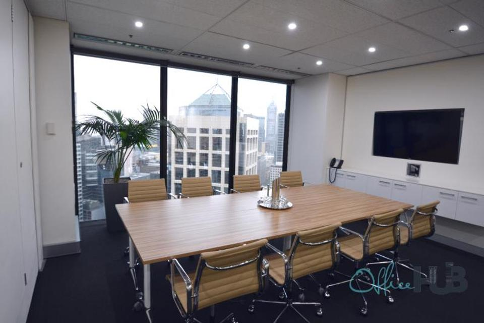 3 Person Private Office For Lease At 525 Collins Street, Melbourne, VIC, 3000 - image 2