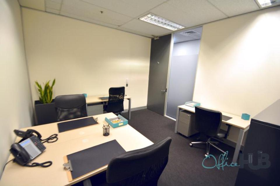 3 Person Private Office For Lease At 525 Collins Street, Melbourne, VIC, 3000 - image 1