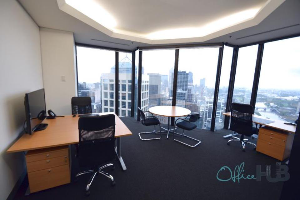 6 Person Private Office For Lease At 525 Collins Street, Melbourne, VIC, 3000 - image 1