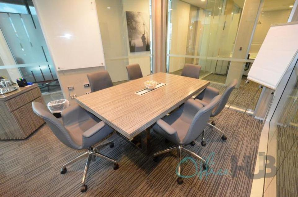 5 Person Private Office For Lease At 15 Green Square Close, Fortitude Valley, QLD, 4006 - image 1