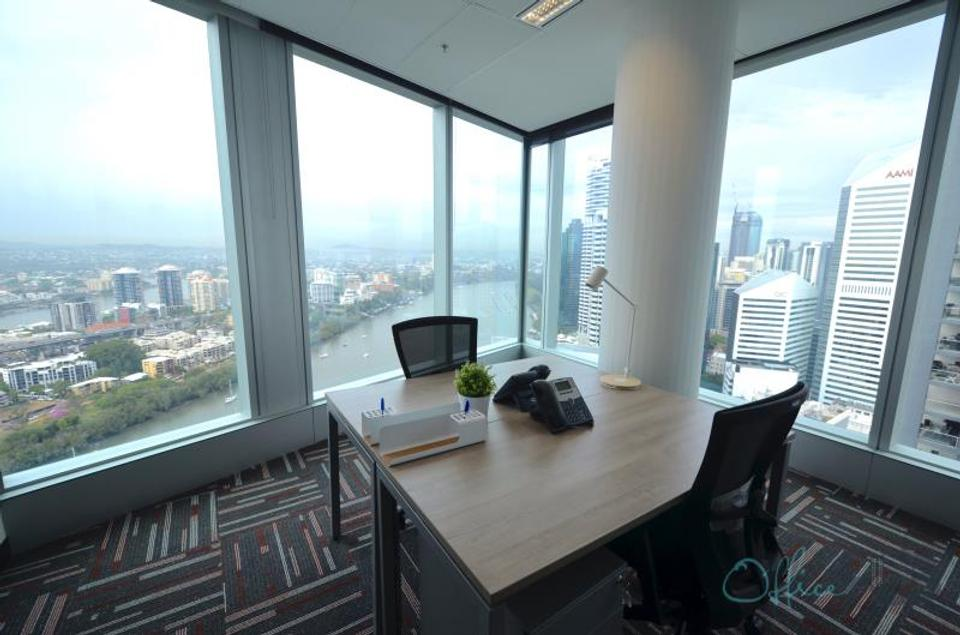 1 Person Coworking Office For Lease At 480 Queen Street, Brisbane, QLD, 4000 - image 2