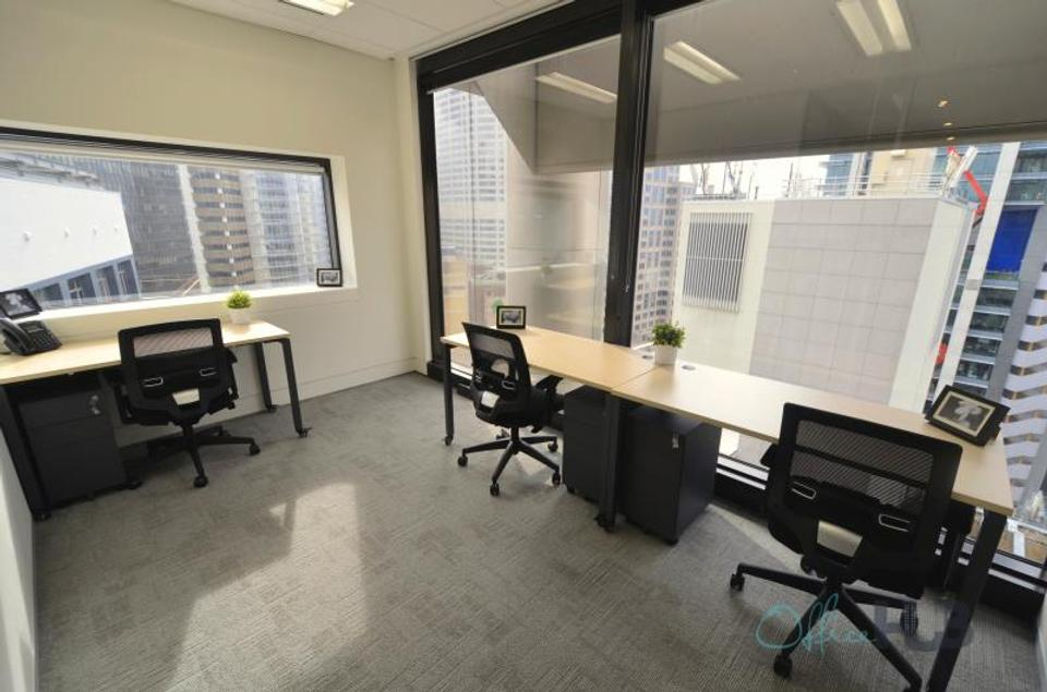 2 Person Private Office For Lease At 9 Castlereagh Street, Sydney, NSW, 2000 - image 1