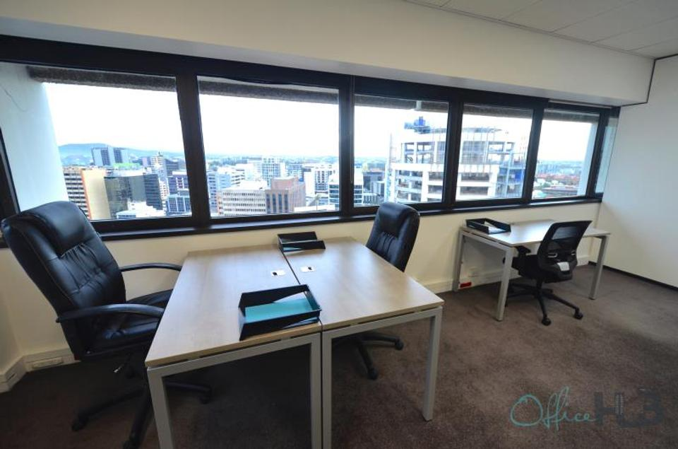 5 Person Private Office For Lease At 127 Creek Street, Brisbane, QLD, 4000 - image 1