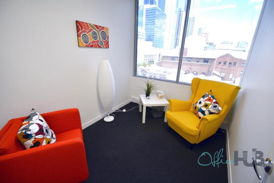 2 Person Private Office For Lease At 580 Hay Street, Perth, WA, 6000 - image 1