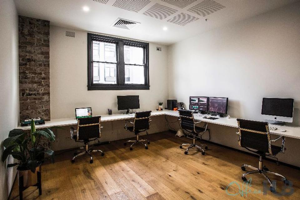 6 Person Private Office For Lease At Morley Avenue, Rosebery, NSW, 2018 - image 2