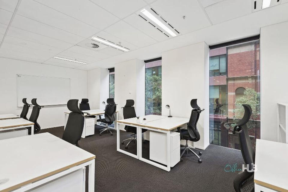 14 Person Private Office For Lease At 555 Bourke Street, Melbourne, VIC, 3000 - image 1