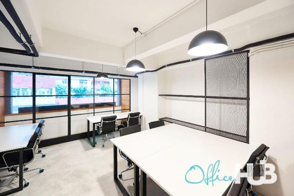 4 Person Private Office For Lease At Queen's Road West, Shek Tong Tsui, Hong Kong Island, Hong Kong, 0 - image 2
