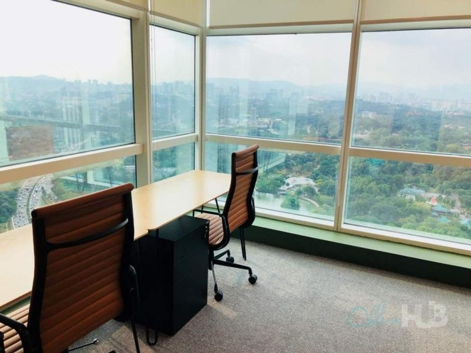 2 Person Private Office For Lease At 2A Jalan Stesen Sentral 5, KL Sentral, Kuala Lumpur, 50470 - image 1