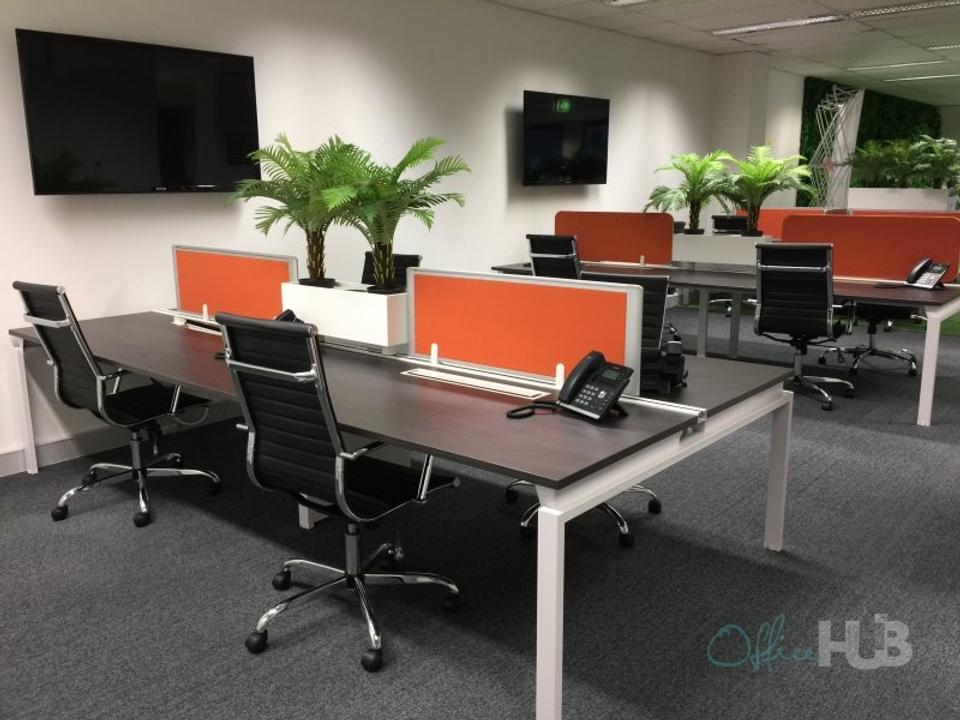 5 Person Coworking Office For Lease At 99 Queensbridge Street, Southbank, VIC, 3006 - image 1
