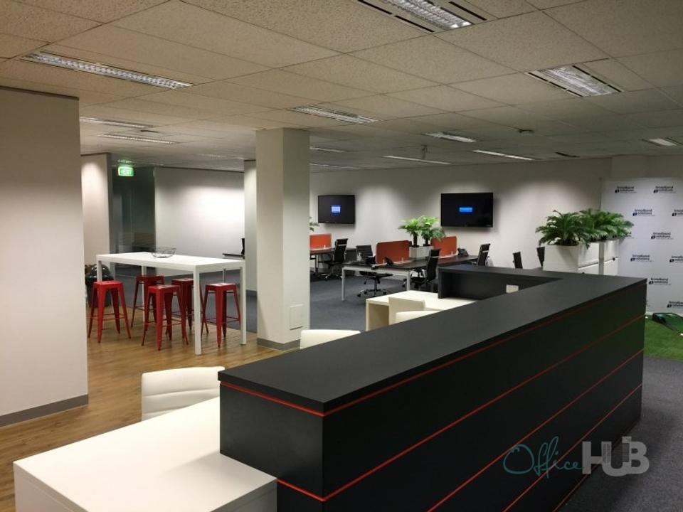 5 Person Coworking Office For Lease At 99 Queensbridge Street, Southbank, VIC, 3006 - image 2