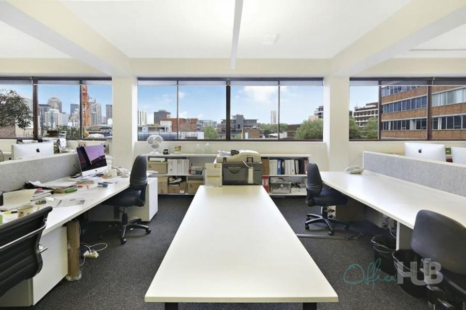4 Person Shared Office For Lease At 105 Kippax Street, Surry Hills, NSW, 2010 - image 1