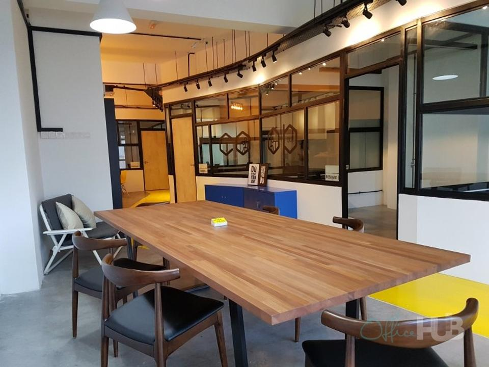 1 Person Private Office For Lease At Jalan Tebrau, Johor Bahru, Johor, 80250 - image 1