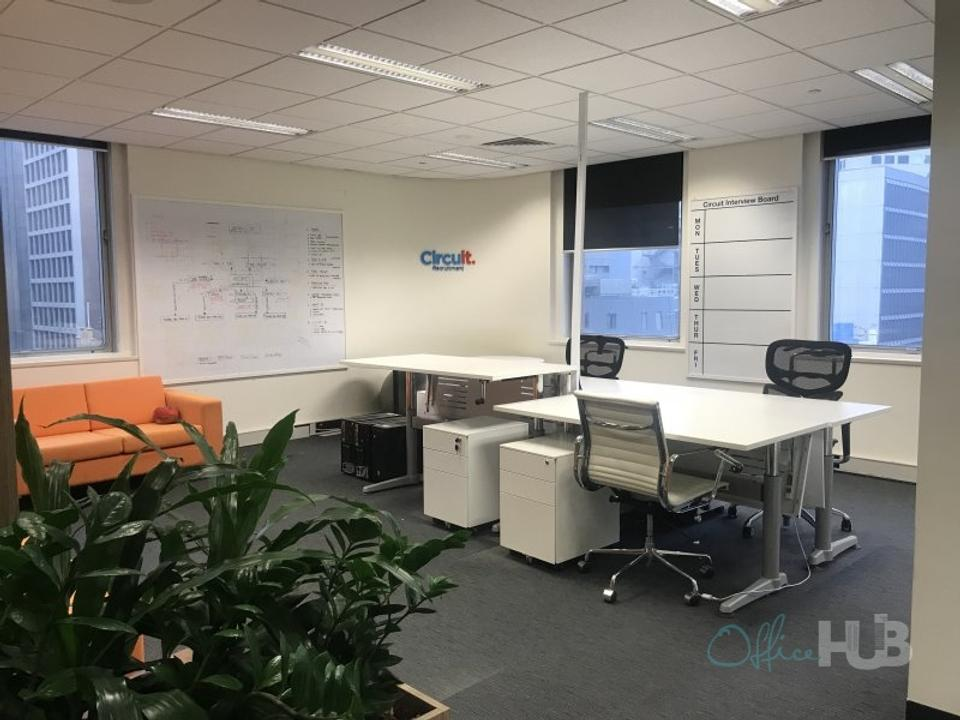 6 Person Coworking Office For Lease At 287 Collins Street, Melbourne, VIC, 3000 - image 3