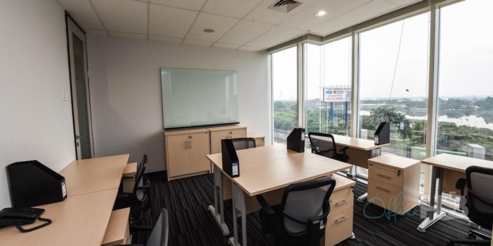 25 Person Private Office For Lease At 21 Cengkareng Business City, Jl.  Atang Sanjaya, Jakarta Airport, Kota Tangerang, 15125 - image 2
